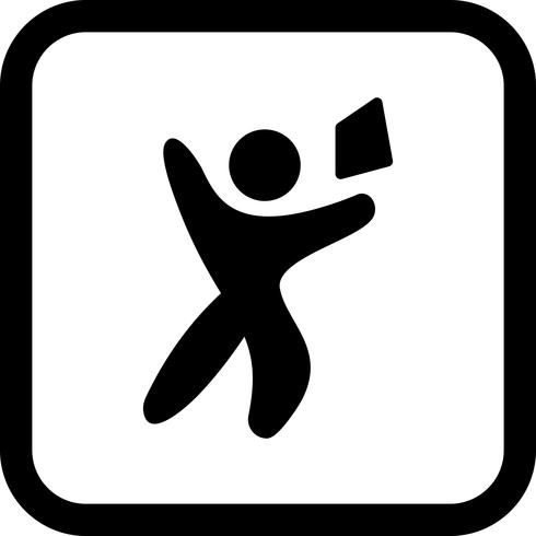Obtenir un diplôme en icône vecteur