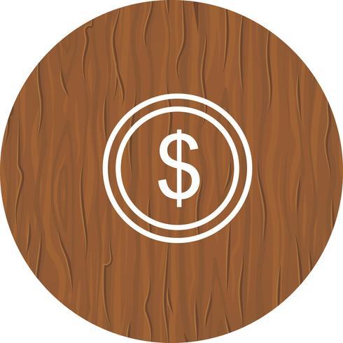 Conception d'icônes de monnaies vecteur