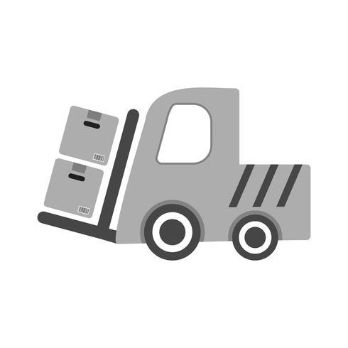 Conception d'icône de chargeur vecteur