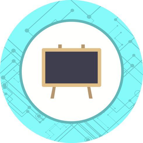 conception d'icône de tableau vecteur
