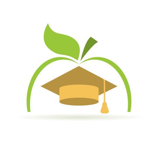 illustration vectorielle de logo science diet vecteur