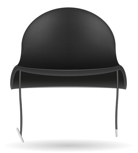 casques militaires vector illustration