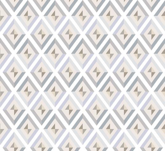 Modèle sans couture de diamant. toile de fond géométrique diagonale vecteur