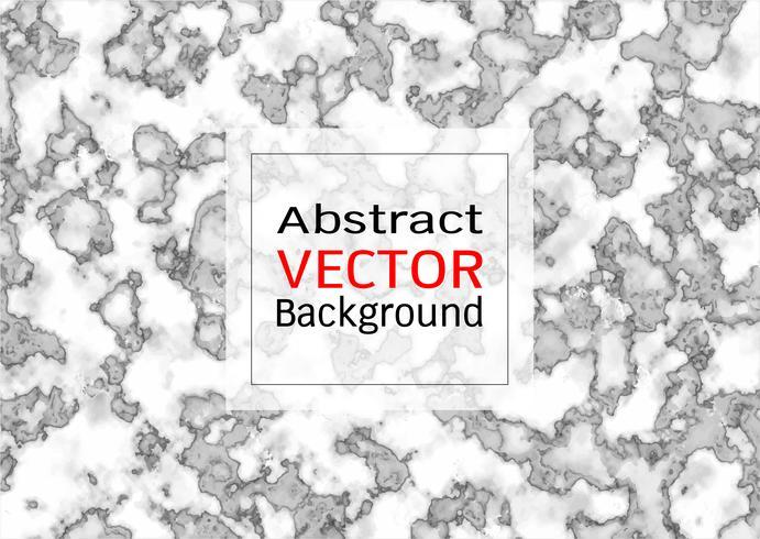 Texture marbre blanche de vecteur. vecteur