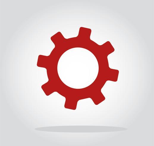 vecteur de symbole d'ingénierie de vitesse