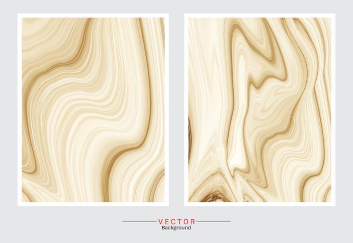Fond de texture marbre doré. vecteur