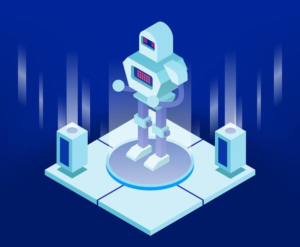 Intelligence artificielle vecteur