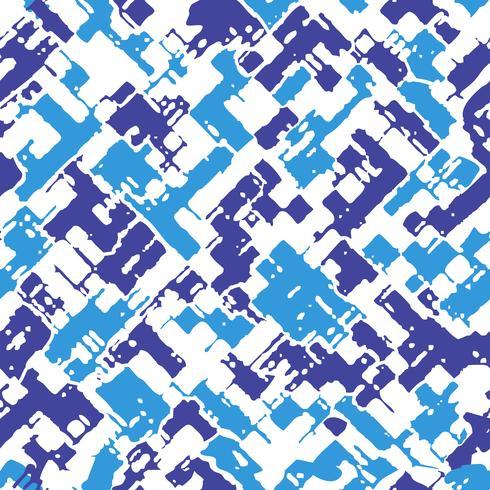 Texture de camouflage militaire vecteur