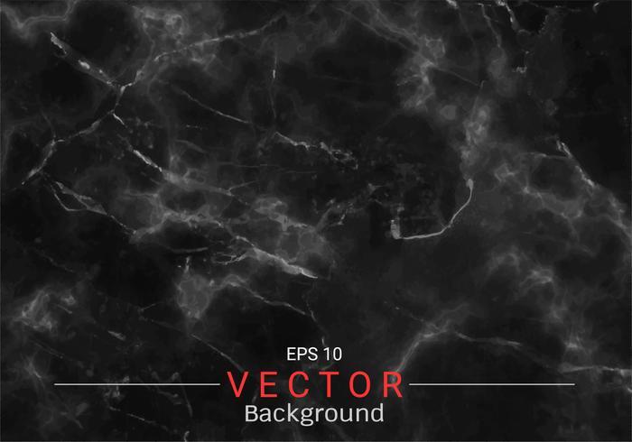 Texture marbre noir, peut être utilisé pour créer un effet de surface pour votre produit de conception. vecteur