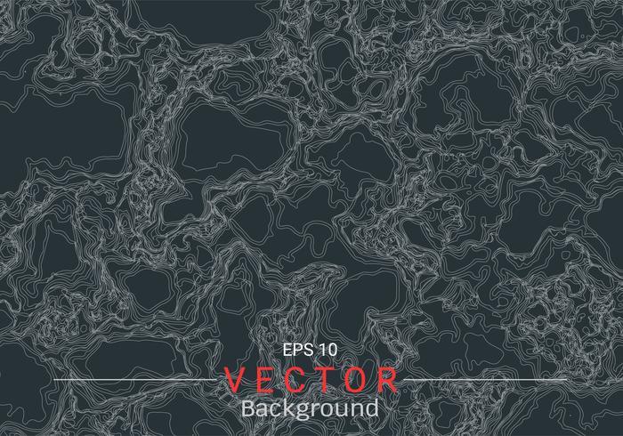 Vagues abstraites ligne motif de fond vecteur, peut être utilisé pour créer un effet de surface pour votre produit de conception. vecteur