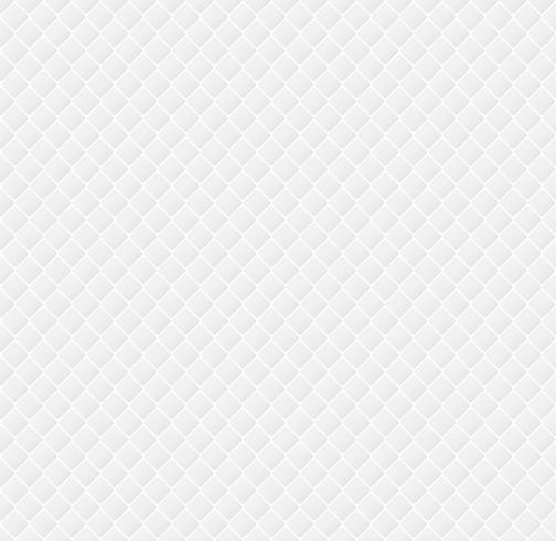Le motif moderne de carrés rayés abstraits se répète sur la texture et le fond de couleur blanche. vecteur