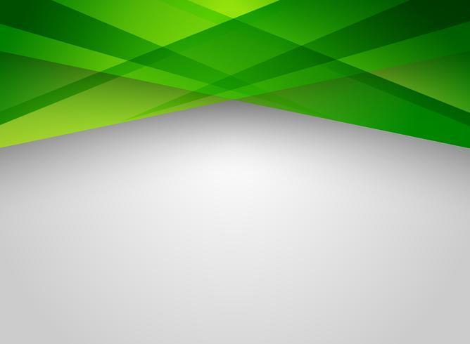 Mouvement abstrait technologie abstraite géométrique couleur verte. Modèle avec en-tête et pieds de page pour brochure, impression, annonce, magazine, affiche, site Web, magazine, dépliant, rapport annuel. vecteur