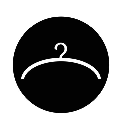 icône de suspension vecteur