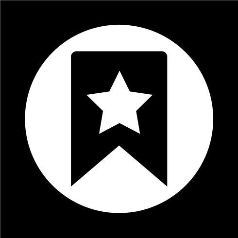 icône étoile vecteur