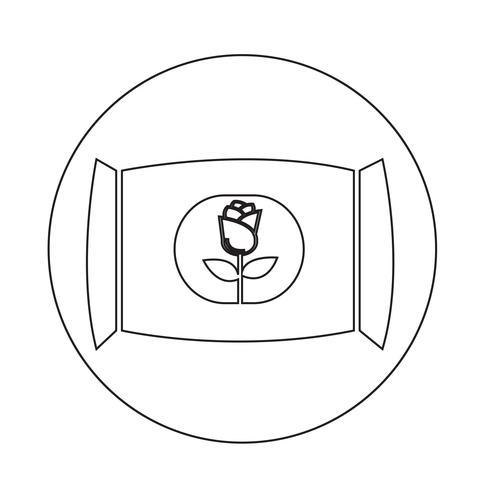 Icône d'engrais vecteur
