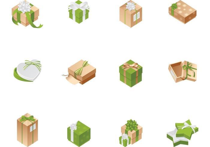 Ensemble Vector Gift Box