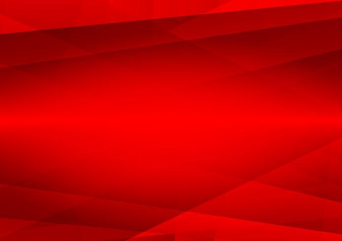 Couleur rouge abstrait design moderne géométrique vecteur fond eps10 avec espace de copie