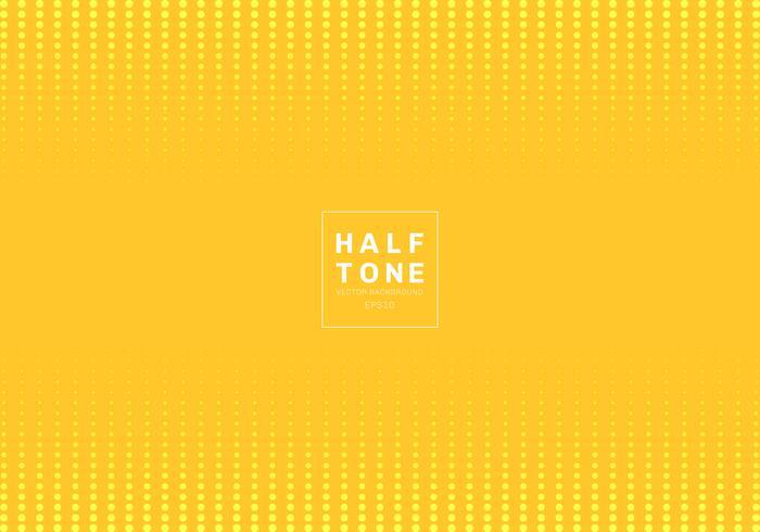 Résumé de la lumière concept point clair demi-teinte design fond jaune avec espace fot texte. En-tête et pieds de page et brochure, affiche, bannière Web, carte, etc. du site de décoration vecteur