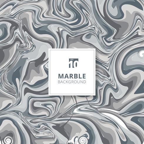 Taches aquarelles grises abstraites. Texture de fond en marbre. vecteur