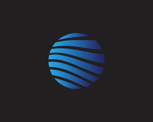Affiche moderne de flux coloré. Forme liquide Wave sur fond de couleur bleue. Art design pour votre projet de design. Illustration vectorielle vecteur