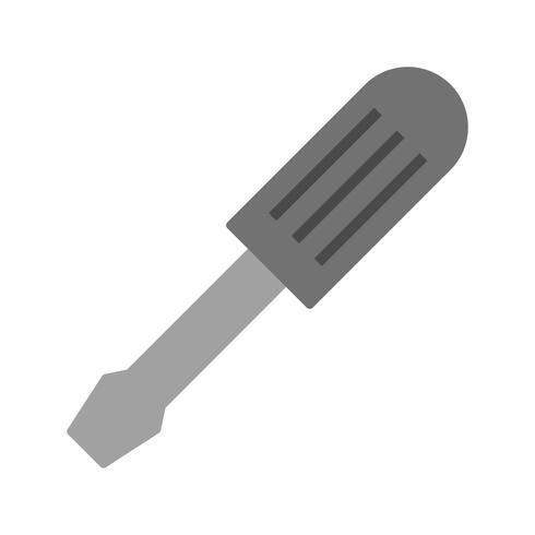 Icône de tournevis de vecteur