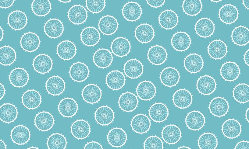 Abstrait de Cogs et d'engrenages sur fond de ciel bleu. illustration vectorielle de conception. vecteur