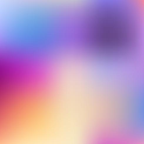 Fond dégradé coloré vecteur