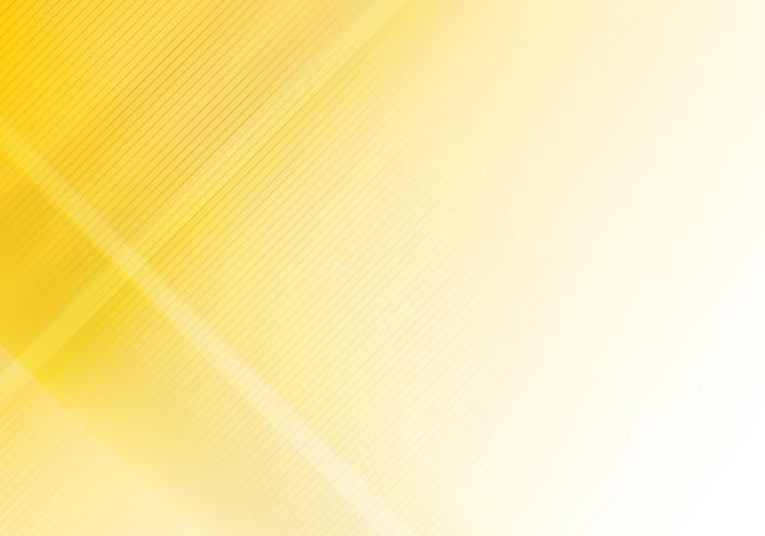 Éléments de couche et de brillance géométriques jaunes abstraites avec texture de lignes diagonales. vecteur