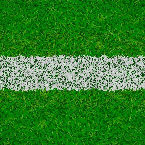 fond d'herbe de football vecteur