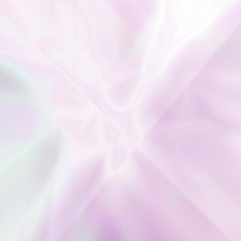 Abstrait floue holographique rose vecteur
