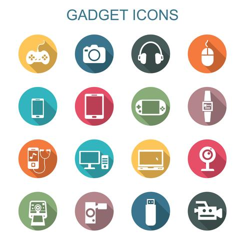 icônes grandissime gadget vecteur