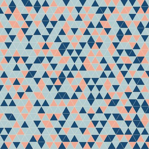 Impression de fond abstrait triangle géométrique. vecteur