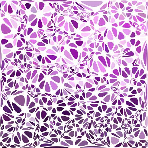 Style moderne violet, modèles de conception créative vecteur