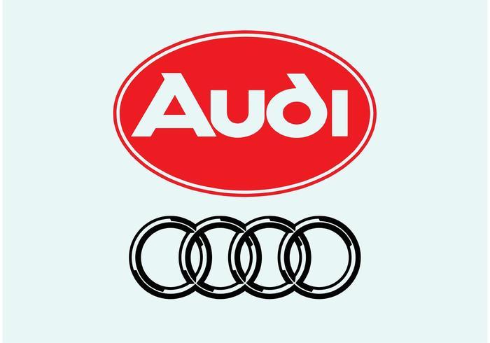 Logo Audi vecteur