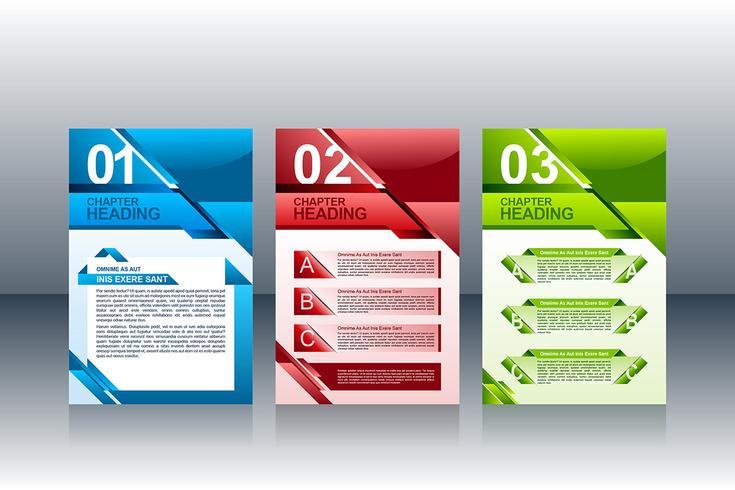 Conception De Mise En Page De Brochures De Modeles Flyer Telecharger Vectoriel Gratuit Clipart Graphique Vecteur Dessins Et Pictogramme Gratuit