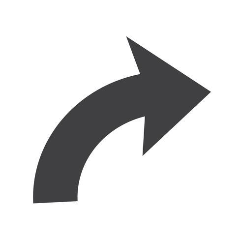 refaire icône signe Illustration vecteur