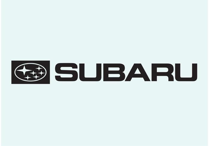 Logo Subaru vecteur