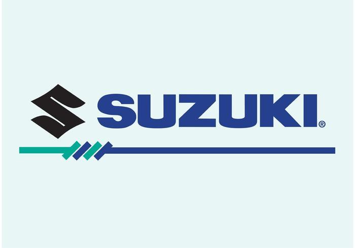 Logo vectoriel Suzuki