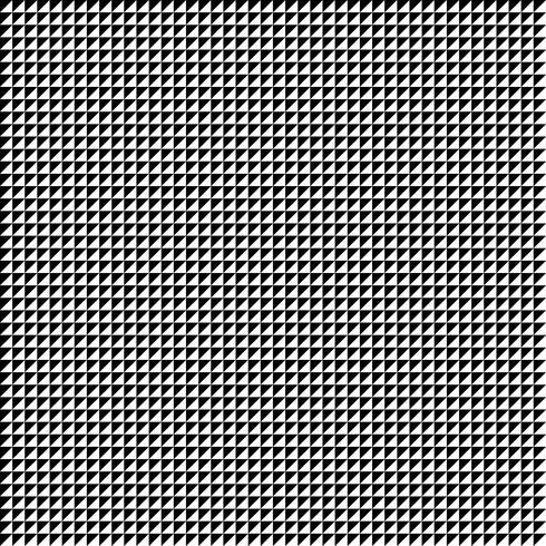 Résumé de fond de motif géométrique carré noir et blanc. vecteur