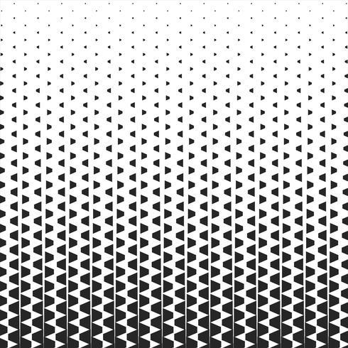 Ligne abstraite motif carré demi-teinte. vecteur