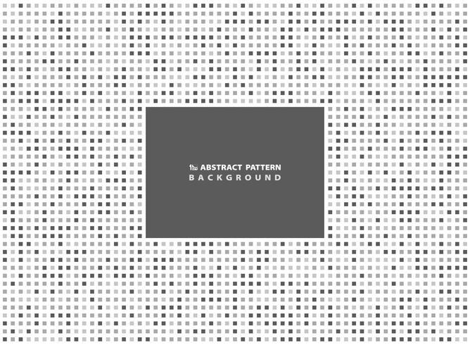 Abstrait minimal carré gris. vecteur eps10