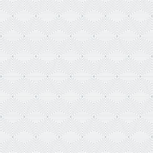 Triangle abstrait formes de fond. vecteur