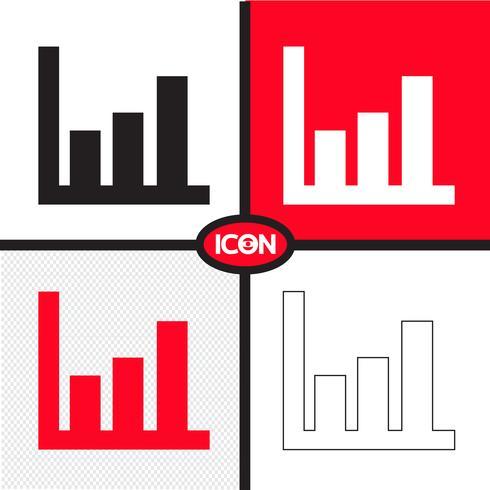 Icône graphique vecteur