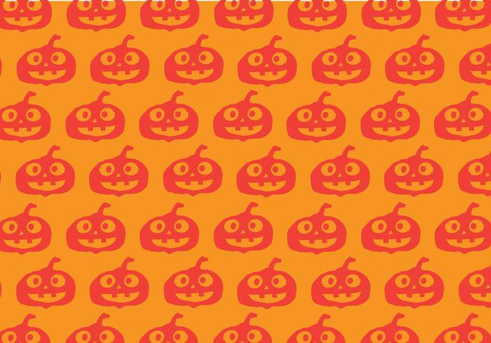 Fond de citrouille d'Halloween vecteur