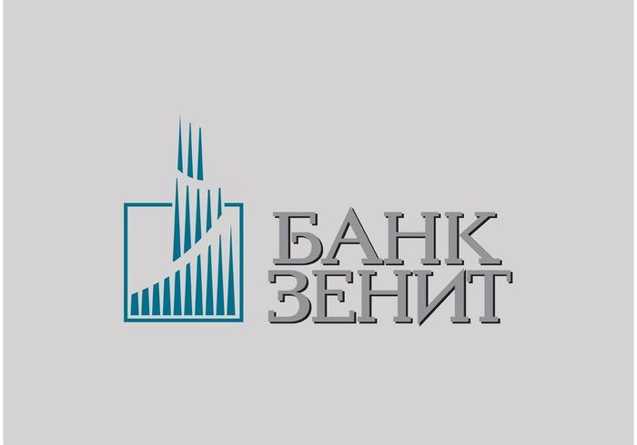 Banque ZENIT vecteur