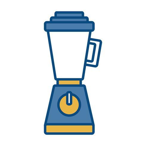 image d'icône de mélangeur vecteur