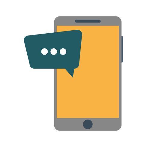 icône de périphérique smartphone vecteur
