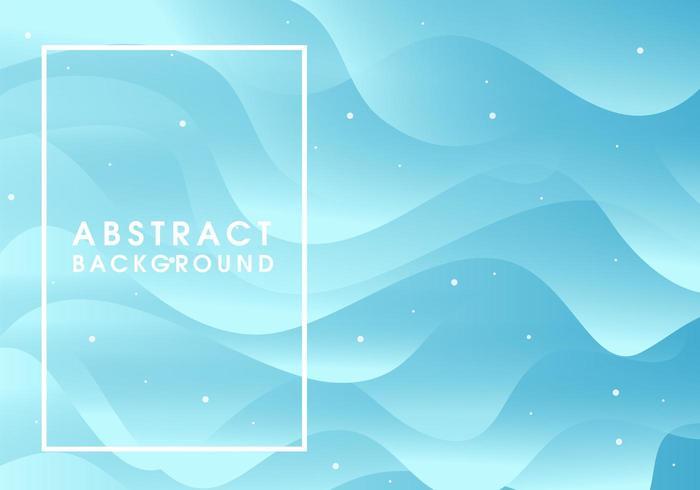 Abstrait ciel bleu vecteur