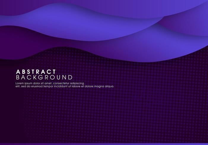 Abstrait violet vecteur