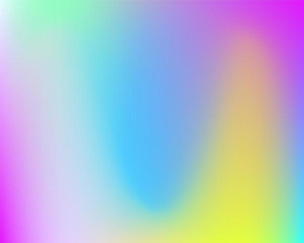 Fond de couleur arc-en-ciel abstrait coloré vecteur